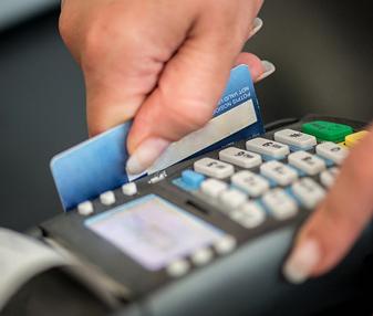 Kredi kartınıza ödeme işlemi hangi yolla yapılır?